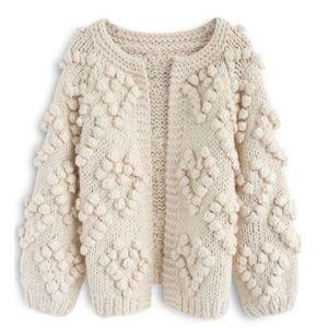 Chicwish sweater bloggers favorite